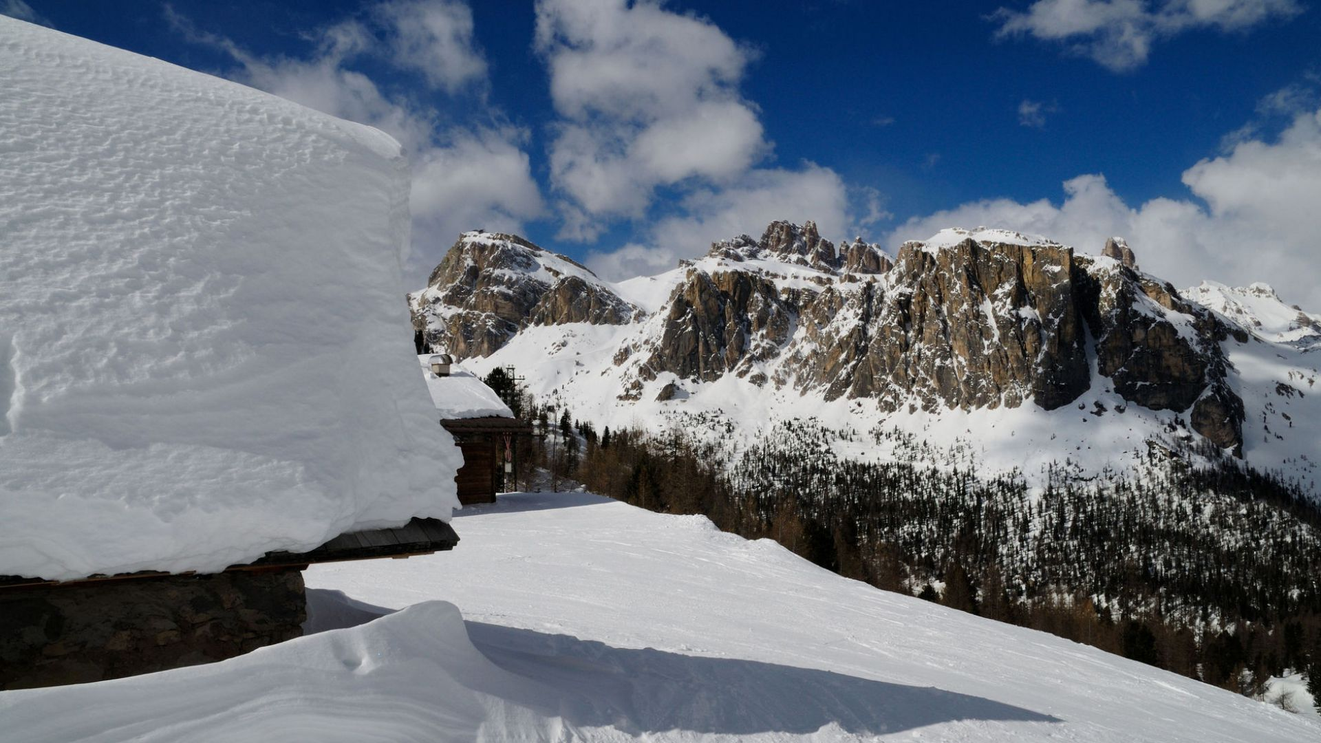 Image: San Cassiano and Alta Badia